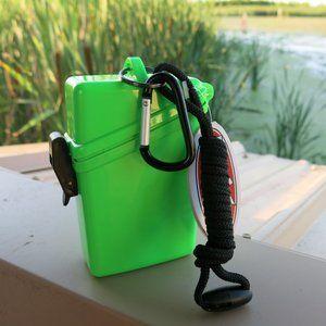 Witz  Waterproof Sport Case Lanyard  Carabiner